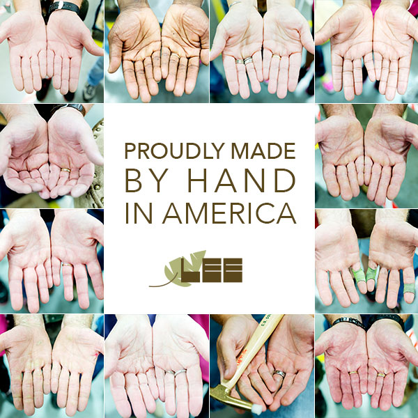 Proudly Made by Hand