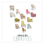 Chairs for  Charities
