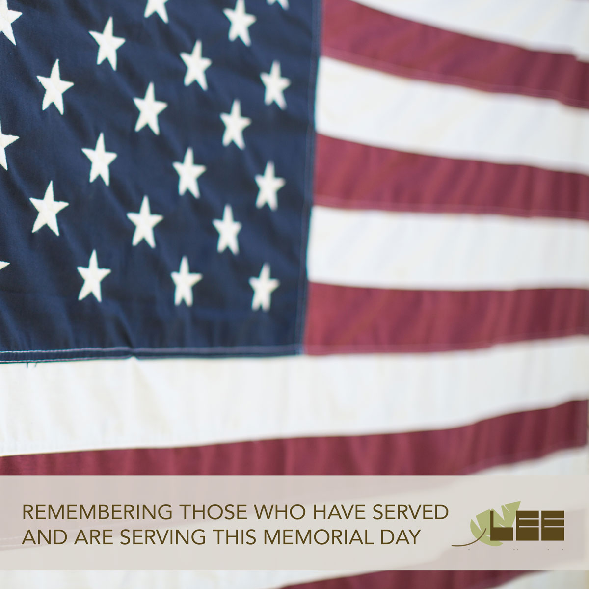 Remember on Memorial Day
