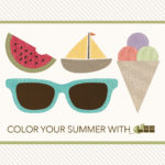 Color your summer